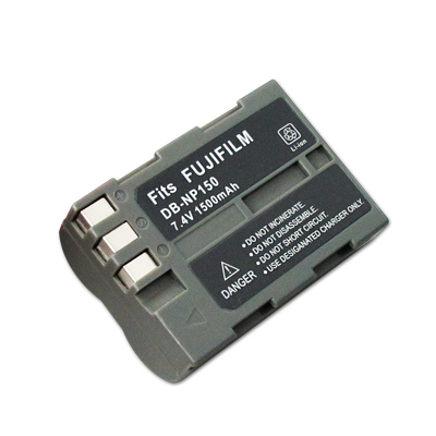 WELLY FujiFilm NP-150 / NP150 高容量防爆相機鋰電池