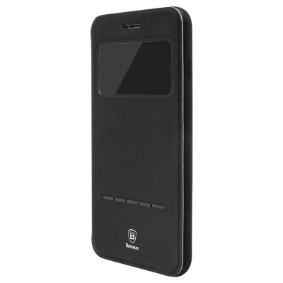 Baseus iPhone 7 簡約皮套 支架手機殼