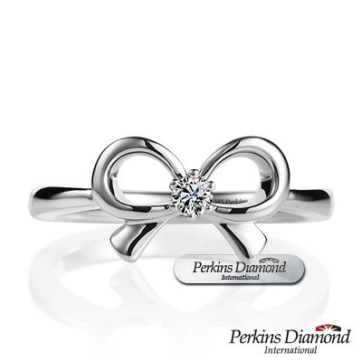 PERKINS 伯金仕 - Butterfly系列 0.06克拉鑽石戒指