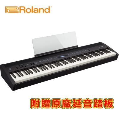 ROLAND FP60 BK 88鍵數位電鋼琴 曜石黑色款
