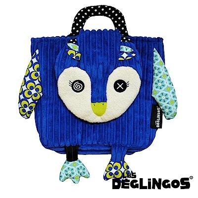 Les Deglingos 立體玩偶背包(兒童背包)-企鵝 (FRIGOS)