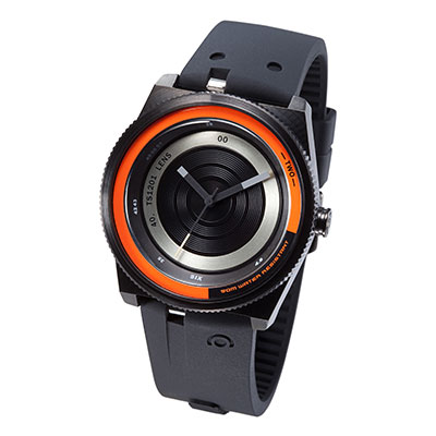 TACS Color Lens 相機膠帶系列-黑色(TS1201C)