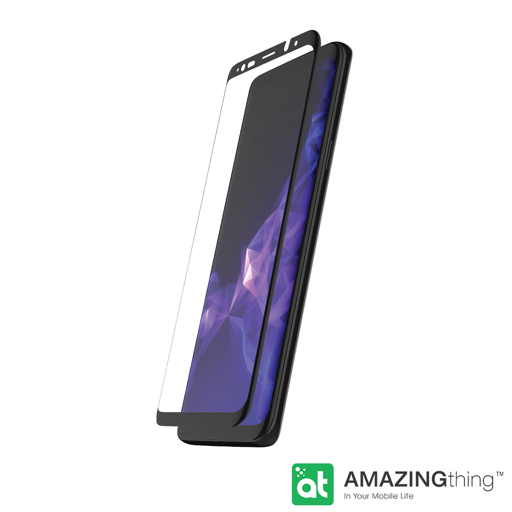 AmazingThing 三星 Galaxy S9(2018) 滿版強化玻璃保護貼