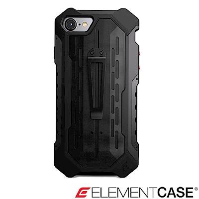 美國 Element Case iPhone8/7 Black Ops 強化防摔保護殼-黑