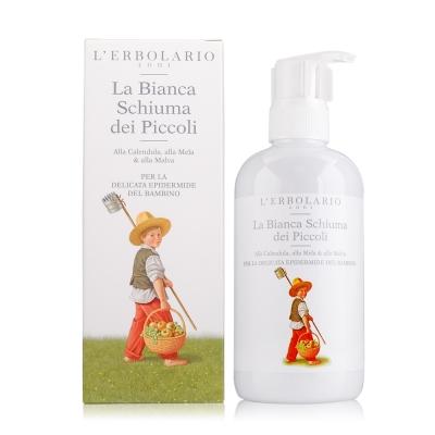 L-ERBOLARIO 蕾莉歐 花園寶寶沐浴洗髮精(250ml)