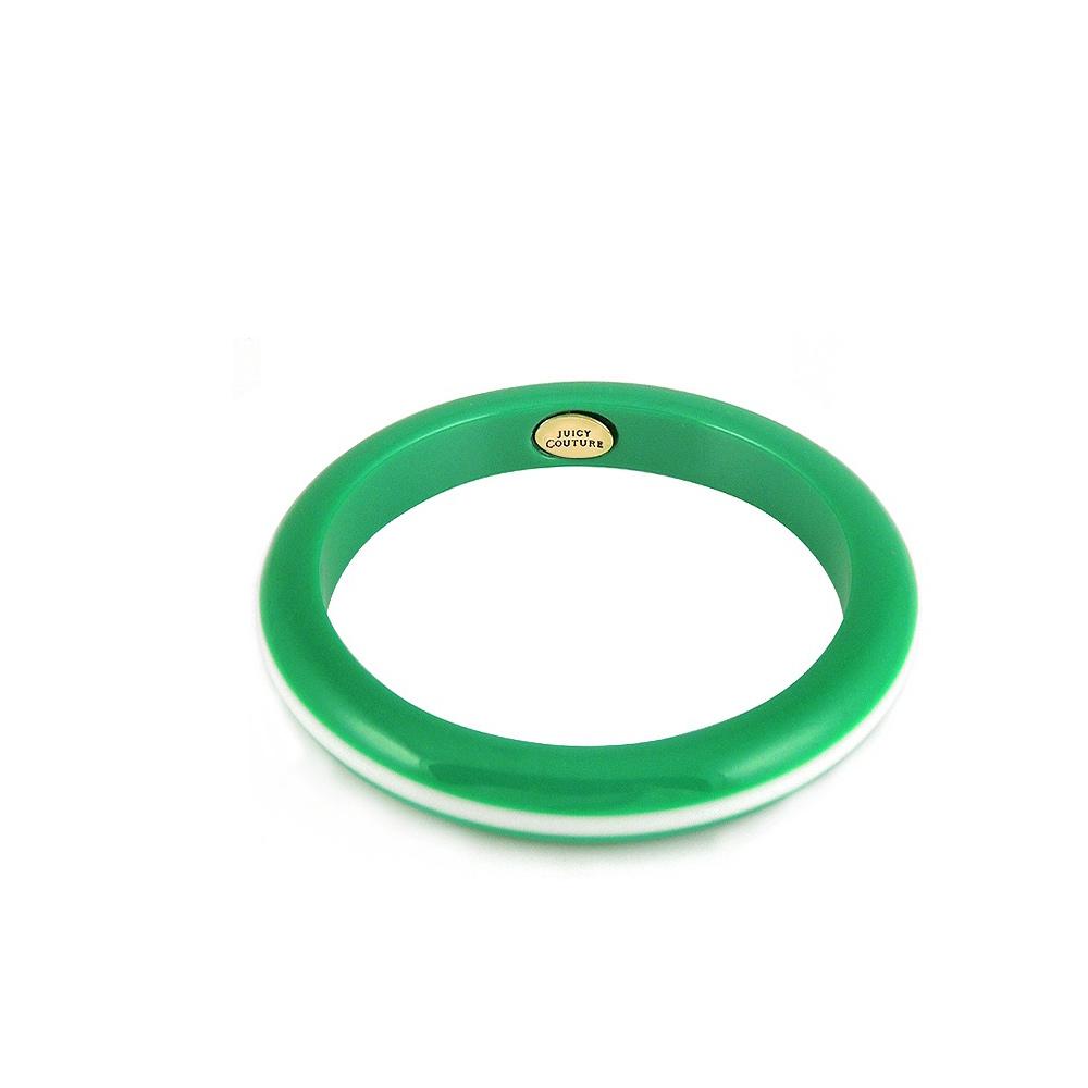 JUICY COUTURE 綠色糖果色系手環