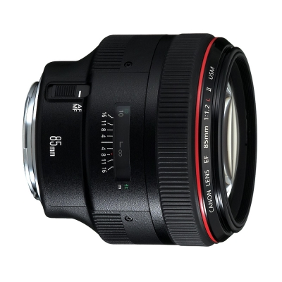 Canon-EF-85mm-F1-2-L-II-U