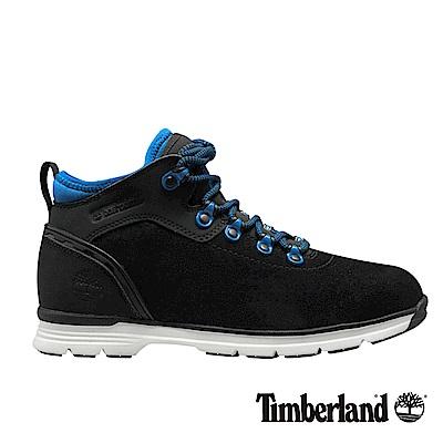Timberland 男款黑色麂皮Northpack SF IT運動鞋