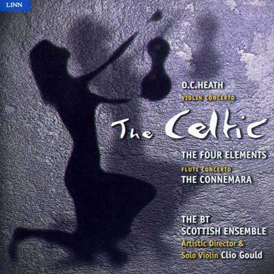 BT蘇格蘭室內樂團 - 烙印協奏曲 CD