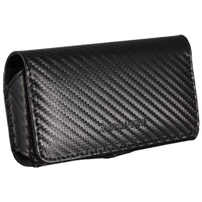 Metal-Slim Samsung品牌 4.7吋手機 PU材質 腰掛皮套