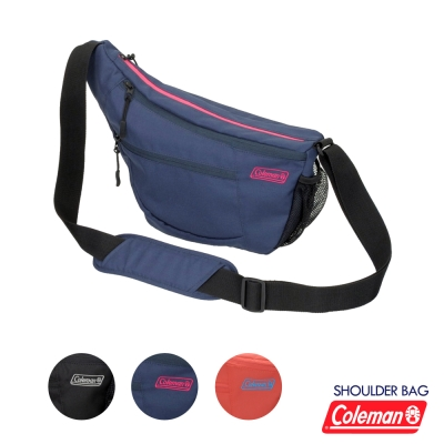Coleman 相機側背包 Camera Shoulder Bag -藍色