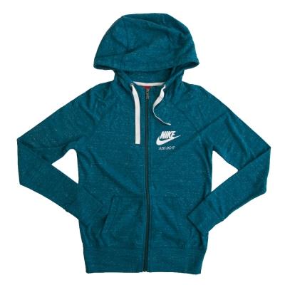 Nike-耐吉GYM-VINTAGE-連帽外套-女