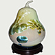 ☆開運陶源☆14 inch福到 聚寶盆 葫蘆甕 結晶釉瓷器 product thumbnail 1