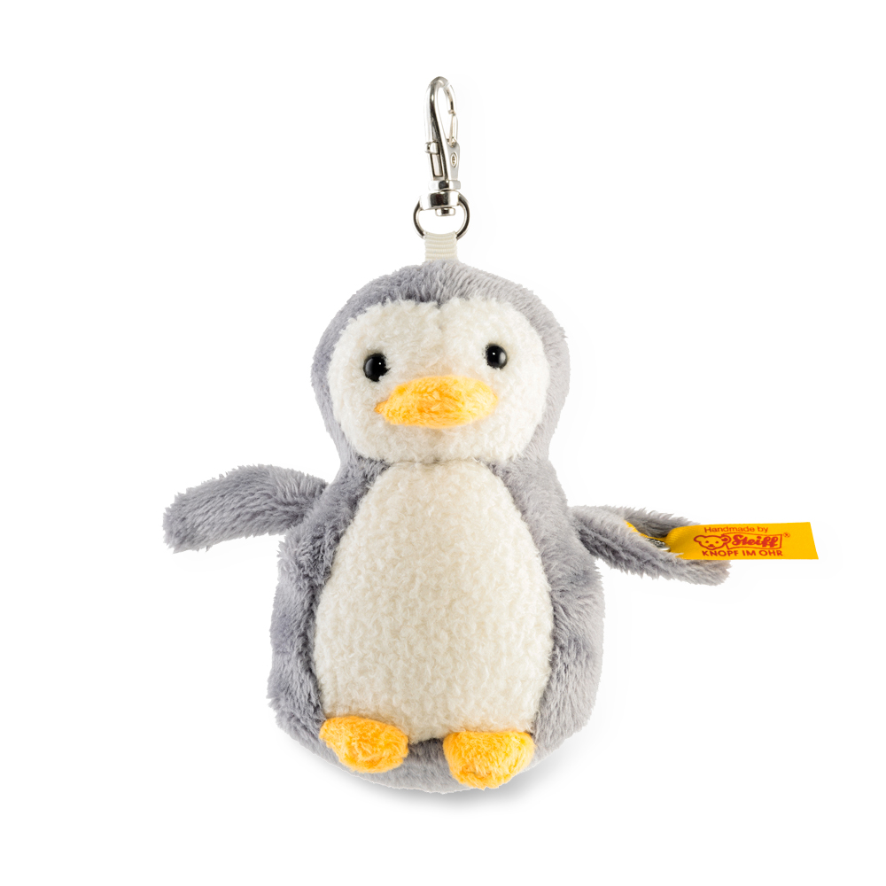 STEIFF德國金耳釦泰迪熊 - Keyring Penguin 企鵝 (經典吊飾)