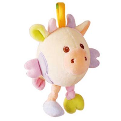 澳洲baby bow- 小牛玩偶