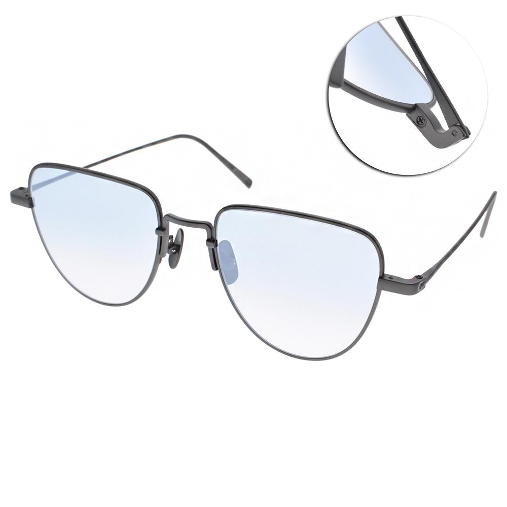 STEALER太陽眼鏡 造型飛官款/霧灰-白水銀漸層藍#PRAIRIE C19