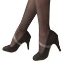 足的美形  隱形魔束鞋套量販包10雙入(亮面版)