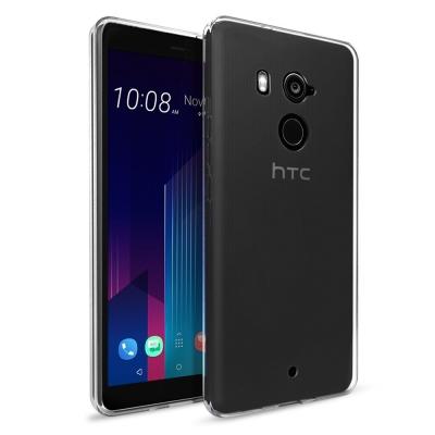 HTC U11 Plus (U11+) 超薄透明手機保護殼