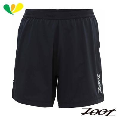 ZOOT 頂級冰涼感6吋2合1肌能跑褲(男)(黑) Z1404020-16