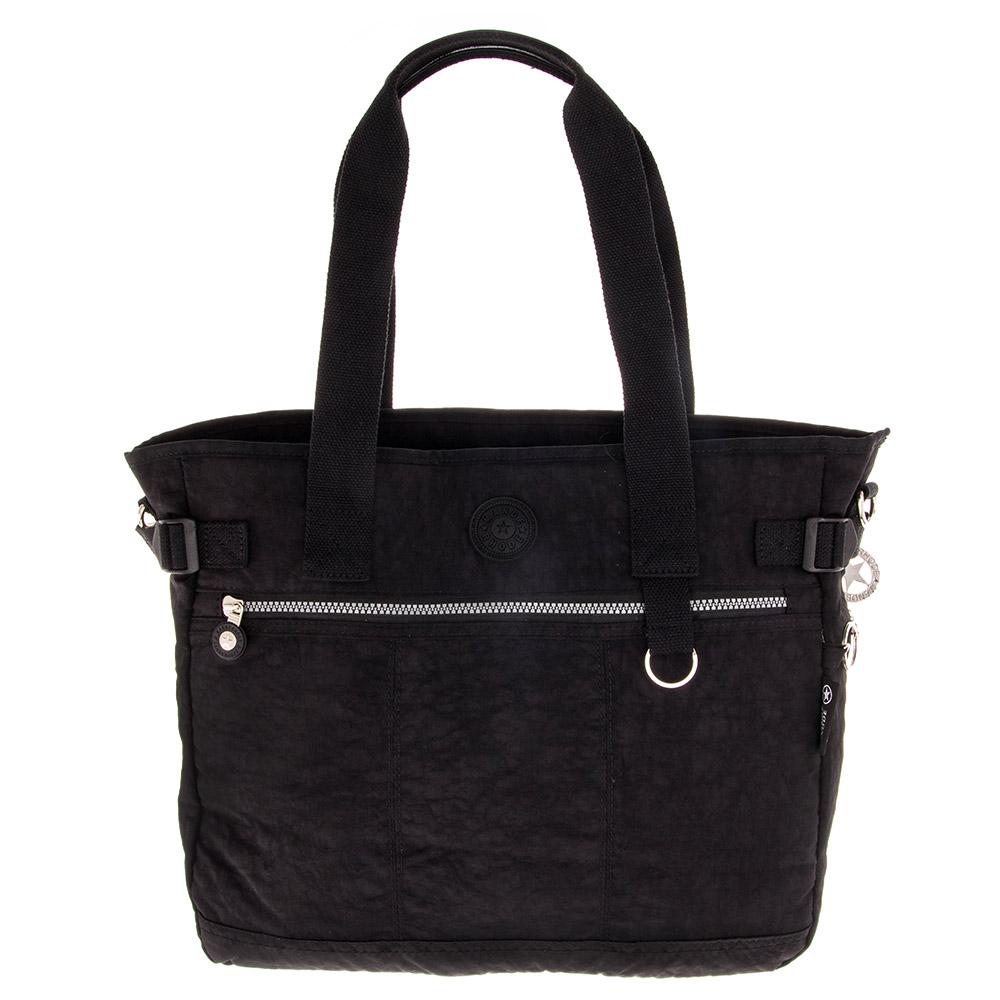 MANDE RHODE 曼德羅德 品牌肩背兩用包-黑色(3016)