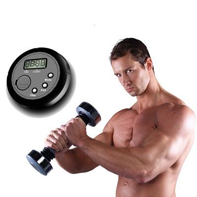 【Shake Weight】男性專用搖擺鈴+計數器