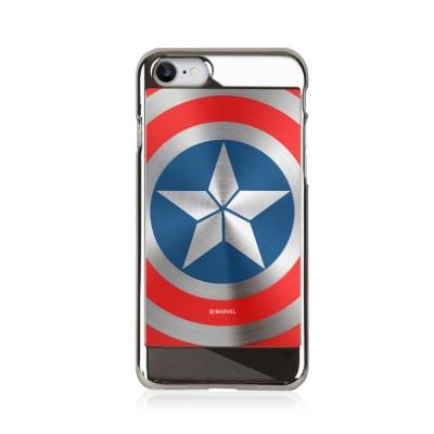OpenBox iPhone 7 漫威金屬質感手機保護殼