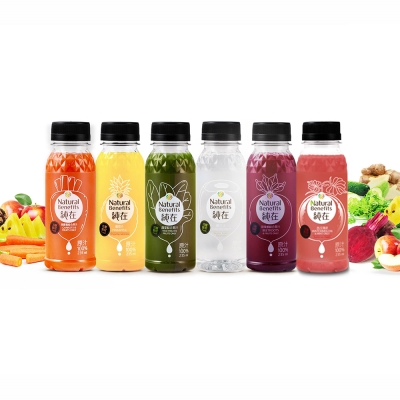 食安生技 純在冷壓蔬果汁系列(235ml*6瓶)