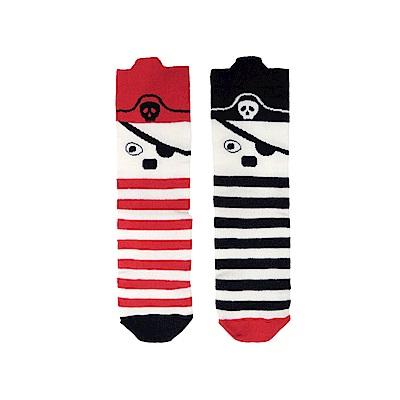 WHY AND 1/2 吸濕排汗造型短襪