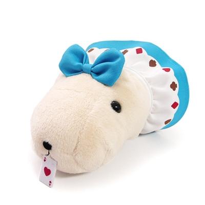 Kapibarasan 水豚君童話故事系列公仔。懷特愛麗絲