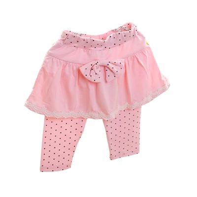 點點 女童裙褲 魔法Baby k50019