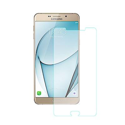 【SHOWHAN】Samsung A9 9H鋼化玻璃貼 疏水疏油高清抗指紋