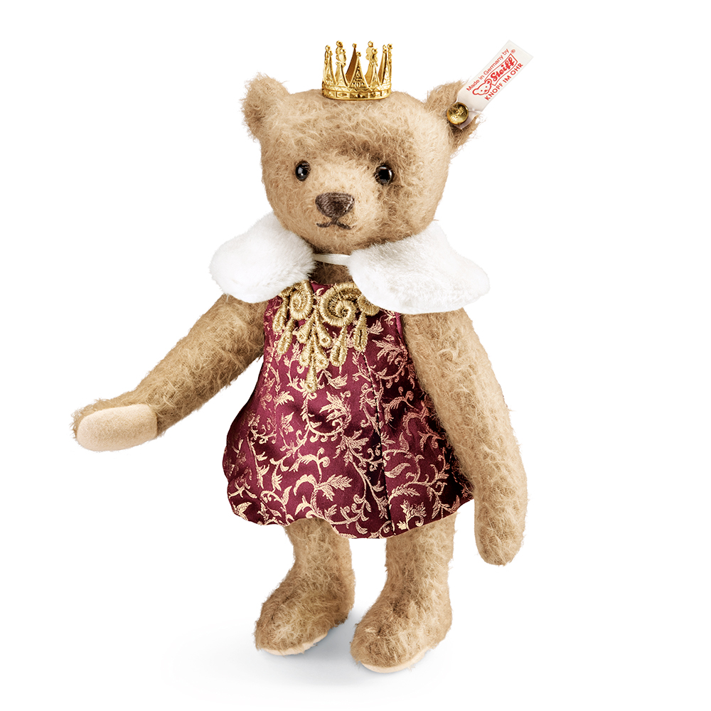 STEIFF德國金耳釦泰迪熊 - Antonia Teddy Bear 24cm(限量版)
