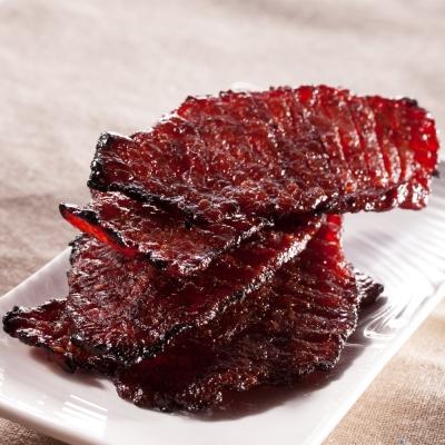 《阮的肉干》台北客肉干.輕裝盒(1盒入)