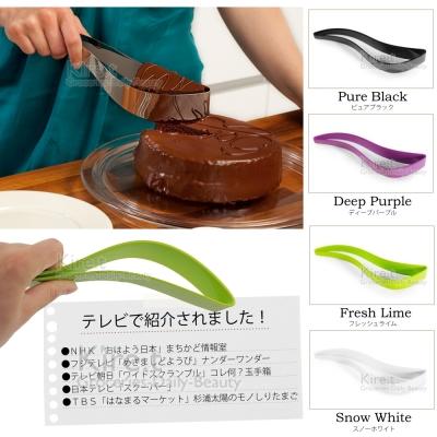 Kiret 蛋糕切片器 切蛋糕器-不沾手設計