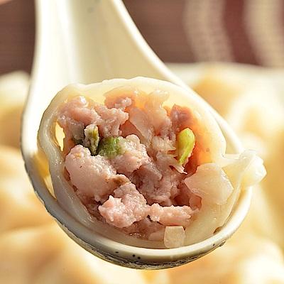 蔣老爹 暢銷團購組 麻辣餃x5 + 家傳蔥燒x5