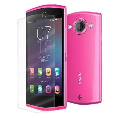 D&A Meitu 美圖手機 2專用日本頂級HC螢幕保護貼(鏡面抗刮)
