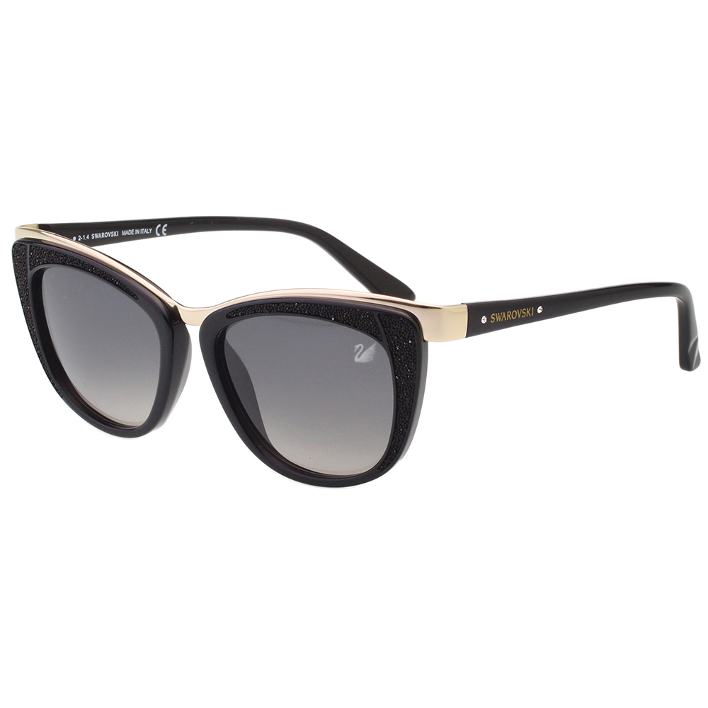 SWAROVSKI太陽眼鏡-年度廣告款-黑色SW61