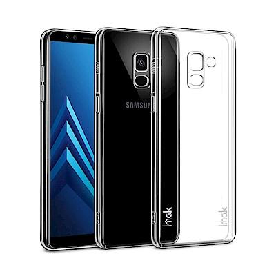 Imak SAMSUNG Galaxy A8+(2018) 羽翼II水晶殼-Pr...