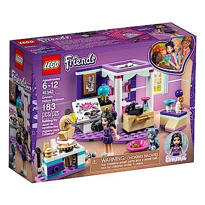 LEGO樂高 Friends系列 41342 艾瑪的臥室