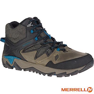 MERRELL ALLOUTBLAZE2 GTX 登山男鞋-藍(12093)