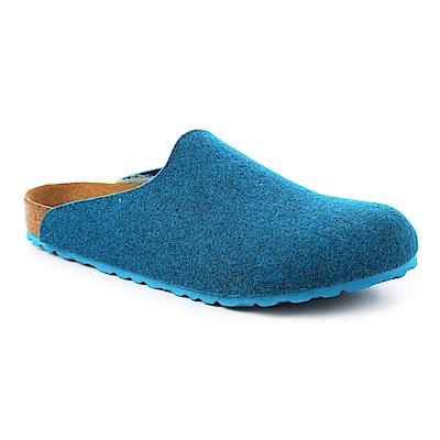 勃肯BIRKENSTOCK 559761阿姆斯特丹包頭拖鞋(藍綠)