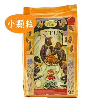 LOTUS樂特斯 無穀火雞佐海洋鯡魚-全犬-4磅(小顆粒)