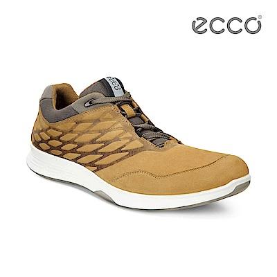 ECCO EXCEED 活力健走概念運動鞋-黃