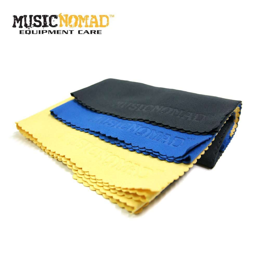 MUSICNOMAD MN203 麂皮亮光布三件組