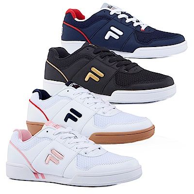 FILA 復古運動鞋C301S-男/女鞋-4色任選
