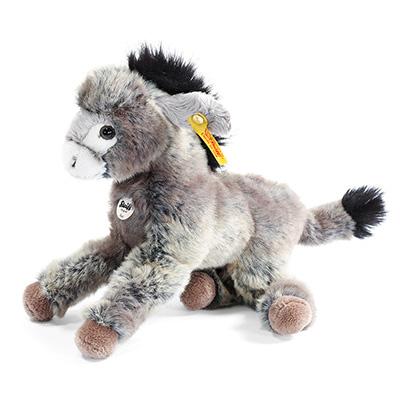 STEIFF德國金耳釦泰迪熊 - Issy Donkey  驢子 (24cm)