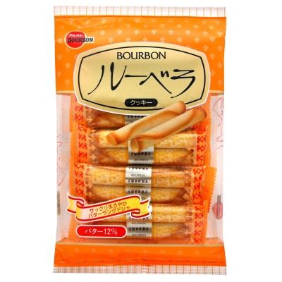 Bourbon北日本 奶油捲心酥(52g)