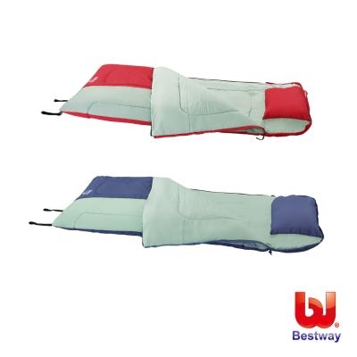 耐寒多功能附枕睡袋(68047)