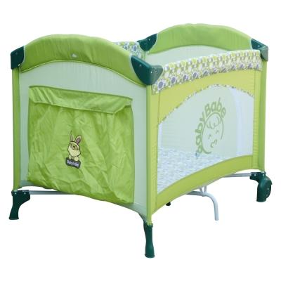 BabyBabe 拱型遊戲床/基本款(綠色)