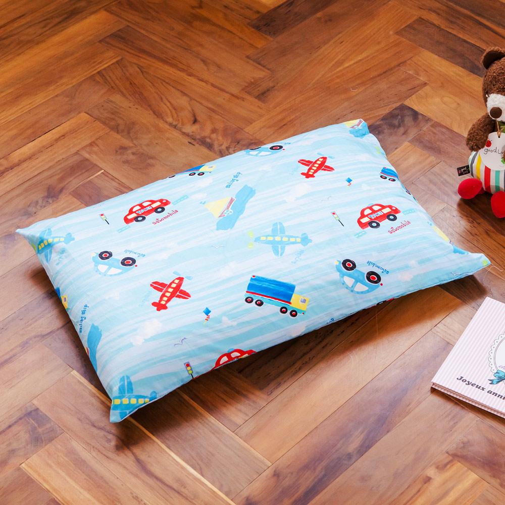 鴻宇 美國棉 防蹣抗菌100%乳膠 夢想號-兒童標準乳膠枕